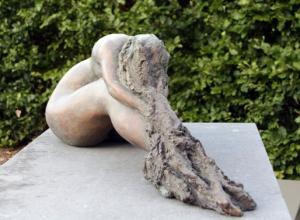 Ann Deman - brons