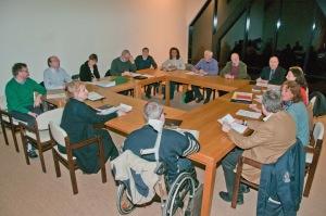 vergadering GRC