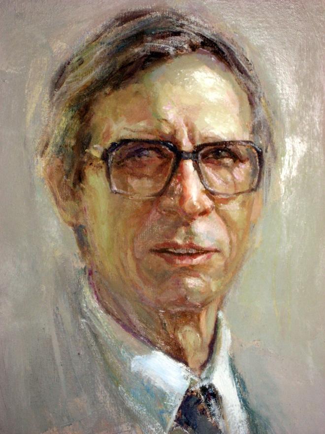 Portet John Rawls door Victor