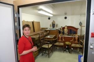 Anoxiekamer van Ename (foto PMA met dank aan Persdienst Provincie O-Vl)