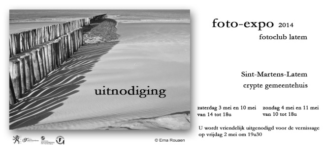 uitnodiging vernissage