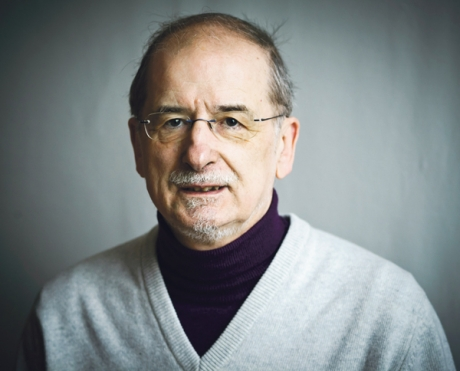 Johan Leman, portret door Bart Dewaele