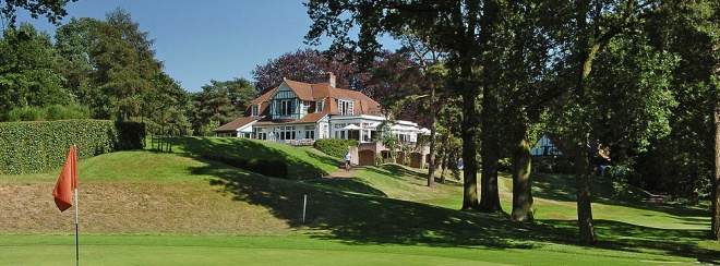 Royal Latem Golfclub, Clubhouse