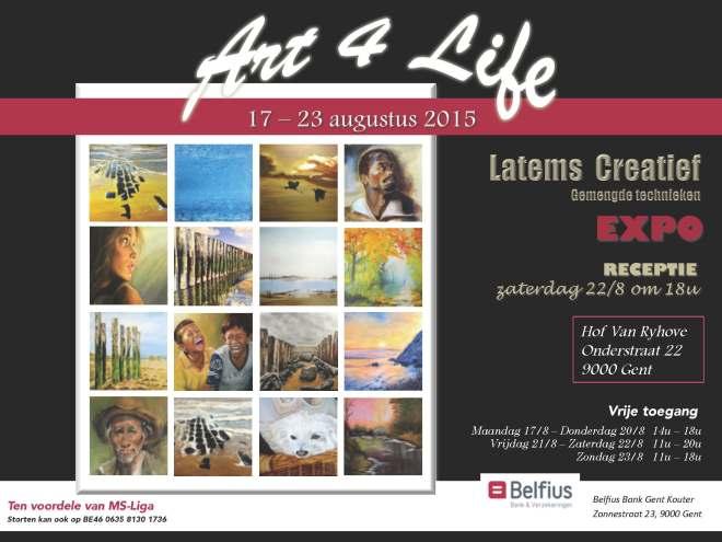 uitnodiging art 4 life